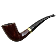 Danish Estates Stanwell Smooth Bent Dublin (9mm) (pre-2010) (Unsmoked)