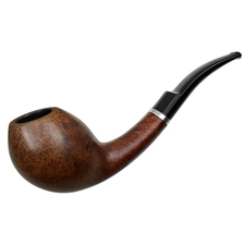 Danish Estates Former & Eltang Smooth Bent Egg (Pipes & Tobaccos Magazine) (28/250) (2004)