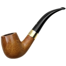 English Estates Dunhill Root Briar with Gold Band (for Tinderbox) (412) (167) (1977)