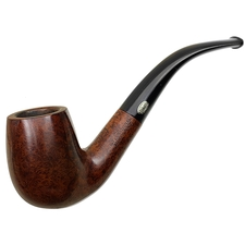 English Estates GBD International Smooth Bent Billiard (3) (F) (pre-1980)