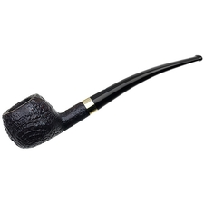 English Estates Dunhill Shell Briar (FE) (4) (S) (1960) (Aftermarket 14K Gold Band)