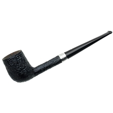 English Estates Dunhill Shell Briar with Silver (4110) (2004)