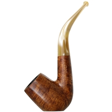 English Estates Parker Royal Smooth Bent Billiard (608)