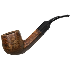 English Estates BBB Own Make Smooth Bent Pot (470)
