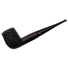 English Estates Comoy's Sandblasted Billiard (332) (Pre-1980)