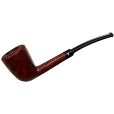 English Estates B.B. & S Ltd. Zelich's Deluxe Smooth Bent Dublin (J8) (1) (Unsmoked)