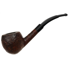 English Estates Charatan's Make Sandblasted Acorn (73X) (1961-1965)