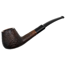 English Estates GBD Prehistoric Sandblasted Bent Brandy (1970) (pre-1980)