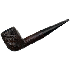English Estates Comoy's Sandblasted Billiard (348) (Pre-1980) (Replacement Stem)