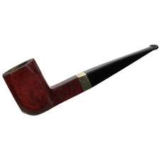 English Estates Dunhill Root Briar with 18K Gold Band (ODA) (836) (F/T) (1970)