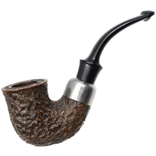 English Estates Barling Rusticated Bent Dublin (Unsmoked)