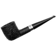English Estates Dunhill Shell Briar 'White Spot' with Silver (R) (F/T) (4) (0324) (2004) (Unsmoked)
