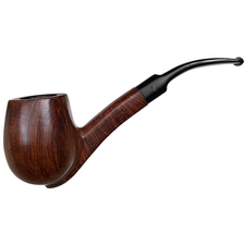 English Estates Charatan's Make Selected Smooth Bent Billiard (FH) (1961-1965) (Replacement Stem)