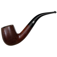 English Estates GBD New Standard Bent Billiard (508) (pre-1980)