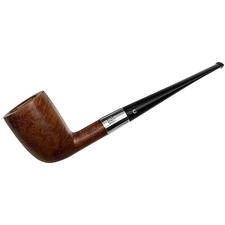 English Estates Comoy's De Luxe Smooth Dublin with Silver (250) (pre-1980)