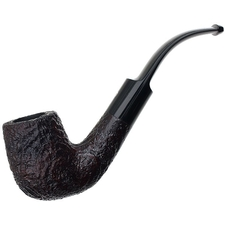English Estates Ashton Pebble Grain Bent Billiard (LX) (2016)