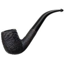 English Estates Ashton Pebble Grain Bent Billiard (XX) (2000)