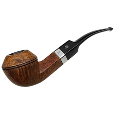 English Estates James Upshall Smooth Bent Bulldog with Silver (FH) (P)