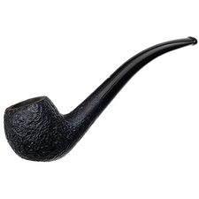 English Estates Dunhill Shell Bent Apple (410H) (S) (1970s)