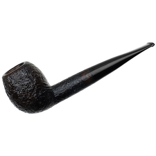 English Estates The Everyman Sandblasted Apple (801) (by Comoy's) (Replacement Stem)