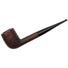 English Estates Parker Golden Bark Sandblasted Billiard (4) (191)