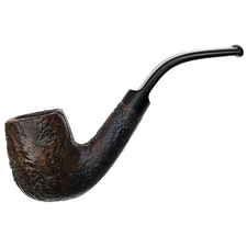 English Estates Barling Fossil Bent Billiard (T.V.F.) (5639) (Transition)
