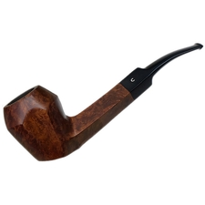 English Estates Comoy's Smooth Paneled Bent Bulldog (230) (Unstamped)