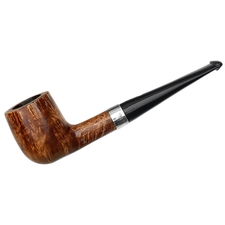 English Estates Northern Briars Premier Smooth Billiard with Silver (3) (2016) (Unsmoked)