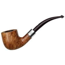 English Estates Northern Briars Premier Smooth Bent Pot with Silver (4) (2016) (Unsmoked)