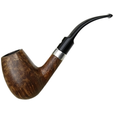 English Estates Northern Briars Premier Smooth Bent Egg with Silver