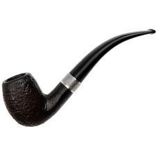 English Estates Dunhill Shell Briar with Silver (51551) (1980)