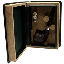 English Estates Dunhill Cumberland Christmas 'Six Geese A-Laying' (5103) (327/500) (1998) (Unsmoked)