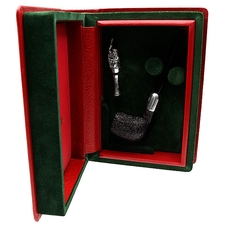 English Estates Dunhill Shell Briar Christmas Carol 'The Ghost of Christmas Present' (3103) (67/300) (2009) (Unsmoked)