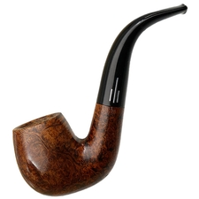English Estates The Guildhall Smooth Bent Billiard (214) (by Comoy's)