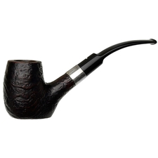 English Estates Dunhill Shell Briar with 10mm Silver (42025) (1978)