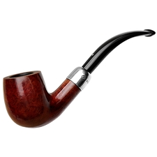 English Estates Dunhill Bruyere with Silver Army Mount (372) (1977)