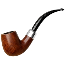 English Estates Dunhill Root Briar with Silver Army Mount (41022) (1982)