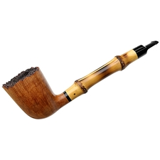 English Estates Dunhill Root Briar Dublin with Bamboo (XL) (DR) (***) (2002)