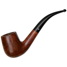 English Estates Comoy's Golden Grain Bent Billiard (13) (pre-1980)