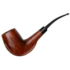 English Estates Comoy's Smooth Bent Billiard (Replacement Stem)