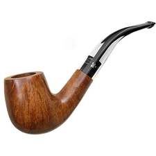 French Estates Butz-Choquin Fregate Bent Billiard (1304) (Unsmoked)