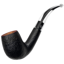 French Estates Vuillard Montparnasse Sandblasted Bent Billiard (100) (Unsmoked)