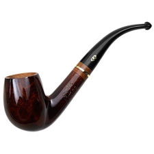 French Estates Chacom Alpina Bent Billiard (13) (Unsmoked)