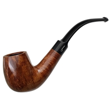 French Estates Gefapip Smooth Bent Billiard (Unsmoked)