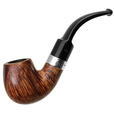 Irish Estates Peterson Flame Grain with Silver (221) (Fishtail) (2000)