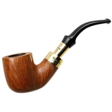 Irish Estates Peterson Smooth with 9K Gold Spigot (01S) (Fishtail) (1998)