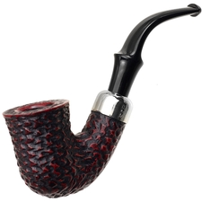 Irish Estates Peterson System Standard Rusticated (XL315) (Fishtail) (Unsmoked)