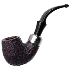 Irish Estates Peterson System Standard Rusticated (312) (Fishtail) (Unsmoked)