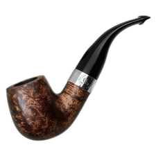 Irish Estates Peterson Aran Nickel Mounted (XL90) (P-Lip) (Unsmoked)