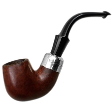 Irish Estates Peterson System Star Smooth Bent Billiard (P-Lip) (1960)